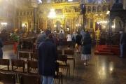 Заупокойна молитва в памет на загиналите по пътищата